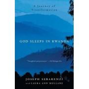 God Sleeps in Rwanda by Joseph Sebarenzi