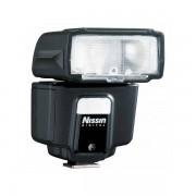 Blitz extern Nissin i40 pentru Fujifilm
