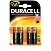 Baterii AA R06 4/set Alkaline Duracell