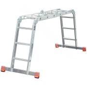 Сгъваема многофункционална стълба KRAUSE MultiMatic 4x3