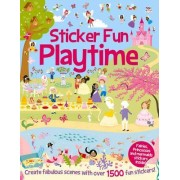 Sticker Fun Playtime: Create Scenes with Over 1500 Stickers