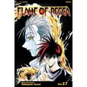 Flame of Recca by Nobuyuki Anzai