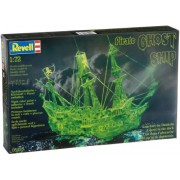 Revell 05433 - Pirate Ghost Ship Kit di Modello in Plastica, Scala 1:72