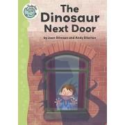 The Dinosaur Next Door by Joan Stimson