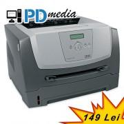 Imprimanta Laser Second Hand Lexmark 1612 Laser/Network Garantie 6 Luni
