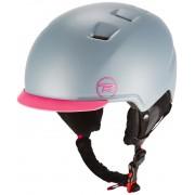 Rossignol RH1 Helmet Women Silk Grey Ski- & Snowboardhelme