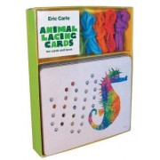 Eric Carle Animal Lacing Cards by Eric Carle