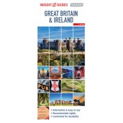 Insight Flexi Map Great Britain & Ireland