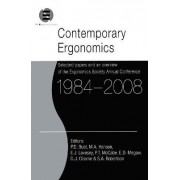 Contemporary Ergonomics 1984-2008 by Philip D. Bust