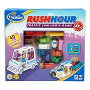 ThinkFun TF5040 Rush Hour Jr, juego de mesa en español
