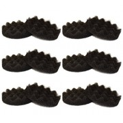 12 Bio-Foam Pads for Fluval FX4, FX5, FX6 Filters by Zanyzap