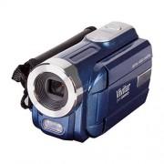 "Vivitar DVR 508 Videocámara HD 720p (5.1 Mp, pantalla de 1.8"", USB), azul"