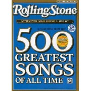 Selections from Rolling Stone Magazine's 500 Greatest Songs of All Time (Instrumental Solos), Vol 2 by Alfred Publishing