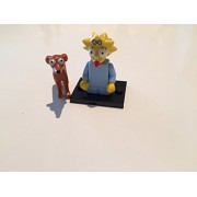 Lego 71009 Simpsons serie 2. Maggie and Santa