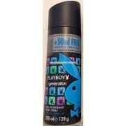 Playboy Generation for Him dezodor 200ml (deo spray)