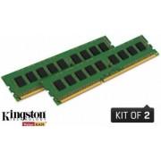 Kingston 8 GB DDR3-RAM - 1600MHz - (KVR16N11S8K2/8) Kingston ValueRAM CL11