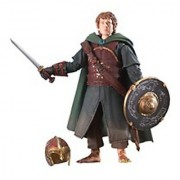 Toy Biz The Lord Of The Rings Fellowship Of The Ring - Merry With Rohan Armor