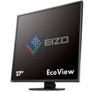 EIZO EV2730Q-BK - 67cm Monitor, Lautsprecher, schwarz, 1:1