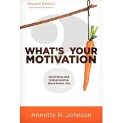 What's Your Motivation? by Annette R Johnson