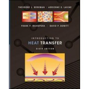 Introduction to Heat Transfer by Theodore L Bergman