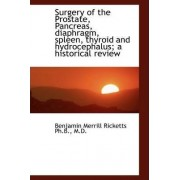 Surgery of the Prostate, Pancreas, Diaphragm, Spleen, Thyroid and Hydrocephalus; A Historical Review by Benjamin Merrill Ricketts