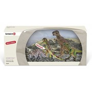 Schleich Four Dinosaurs Scenery Pack