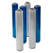 Film extensible estirable manual preestirado transparente (6 rollos)