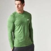 Performance Shirt met lange mouwen - M - Blauw