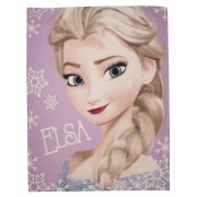 Frozen fleece deken Elsa