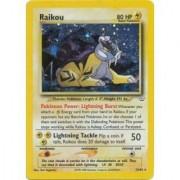 Pokemon - Raikou (13/64) - Neo Revelation - Holo