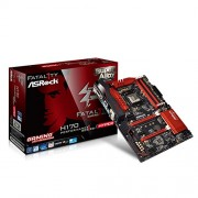 Asrock h170 Performance/iper-Scheda madre Socket Intel h170 1151, colore: nero