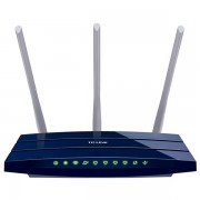 Router Wireless TP-LINK TL-WR1043ND, 450Mbps, USB 2.0, albastru