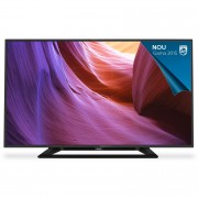 Televizor LED Philips 80 cm Full HD 32PFH4100/88, USB, CI+, Black - RESIGILAT