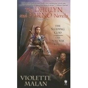 The Dhulyn and Parno Novels: Volume One by Violette Malan