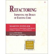 Refactoring by Martin Fowler