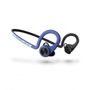 "Plantronics ""BackBeat Fit"" Bluetooth Headset, power blue"