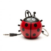 Boxa portabila KitSound Mini Buddy Ladybird