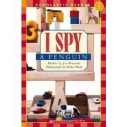 I Spy a Penguin by Jean Marzollo