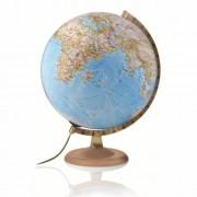 Wereldbol - globe 13 Gold Blauw | National Geographic