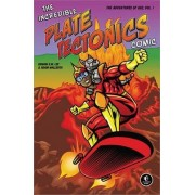 The Incredible Plate Tectonics Comic - The Adventures of Geo V 1 by Kanani Lee