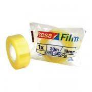 Cinta Adhesiva Transparente TESA 19mm x 33m