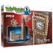 Big Ben - 3D puzzel - 890 Stukjes
