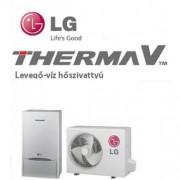 LG ThermaV HUN0914 levegő-víz hőszivattyú 9 kW