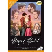 Romeo & Juliet Graphic Novel Audio Collection by William Shakespeare