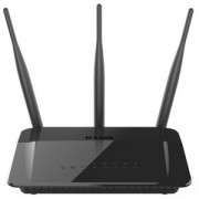 Рутер D-Link Wireless AC750 Dual Band 10/100 Router with external antenna, DIR-809