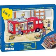 Puzzle stratificat Brigada de Pompieri Beleduc