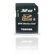 Toshiba 32GB SDHC, 32768 MB, Secure Digital High-Capacity (SDHC), 15 MB/s, 2 g, 24 mm, 32 mm