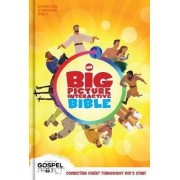 The CSB Big Picture Interactive Bible, Hardcover by Csb Bibles by Holman