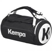 Kempa Sporttasche K-LINE - schwarz/weiß   S