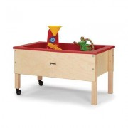 Jonti-Craft Space Saver Sand-n-Water Table 2867JC